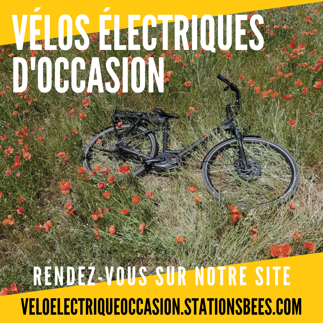 vente velo electrique occasion stationsbees