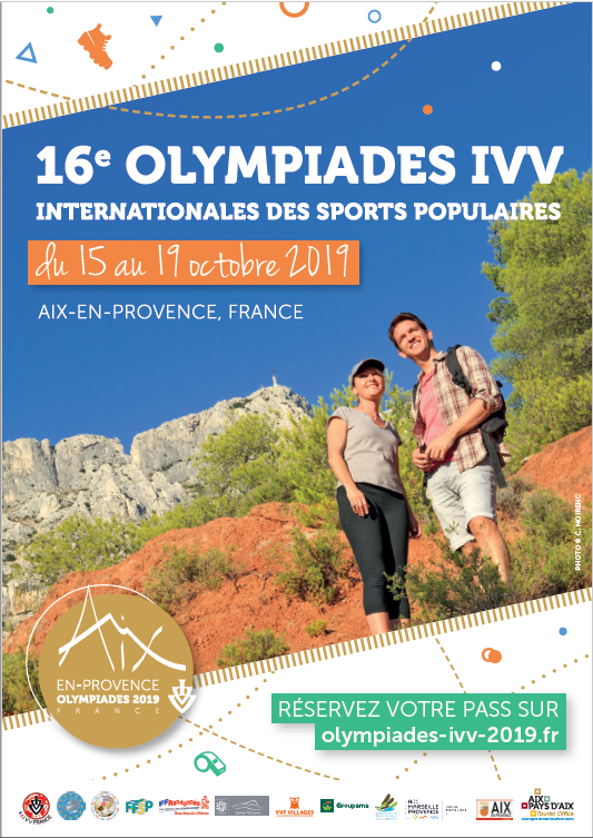 olympiades ivv sports populaires aix en provence -stations bees