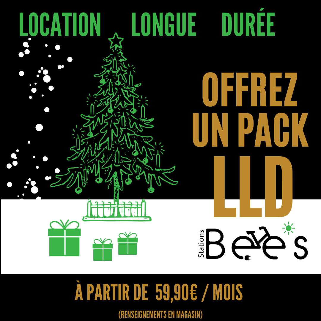 pack location longue duree stations bees velo electrique